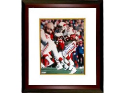 Ottis Anderson signed Cardinals 16x20 Photo Custom Framed
