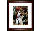 Ellis Myles signed Louisville Cardinals 8x10 Photo Custom Framing