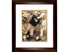 Bob Skoronski signed Green Bay Packers 8x10 Photo Custom Framed