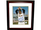Gaylord Perry signed San Francisco Giants 8x10 Photo HOF91 Custom Framed