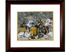 Ike Taylor signed Pittsburgh Steelers 8x10 Photo Custom Framed