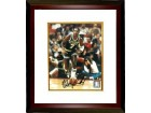 Nate Archibald signed Boston Celtics 8x10 Photo Custom Framed