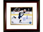 Ryan Suter signed Nashville Predators 8x10 Photo Custom Framing- Steiner Hologram