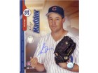 Greg Maddux (Chicago Cubs) Signed 8x10 Photo
