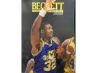 Karl Malone Signed Beckett Magazine (Dated: 10/1991)