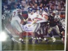 Eli Manning (New York Giants) Signed 16x20 Giclee Print