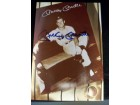 Mickey Mantle (New York Yankees) Signed 4x6 Promo Postcard