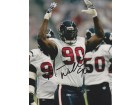Mario Williams Signed - Autographed Houston Texans 8x10 Photo