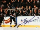 Mark Messier Autographed Vancouver Canucks 8x10 Photo