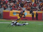 Marqise Lee Signed - Autographed USC Trojans 8x10 inch Photo - Guaranteed to pass PSA or JSA - Jacksonville Jaguars
