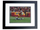 Marqise Lee Signed - Autographed USC Trojans 8x10 inch Photo BLACK CUSTOM FRAME - Guaranteed to pass PSA or JSA - Jacksonville Jaguars