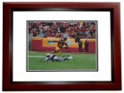 Marqise Lee Signed - Autographed USC Trojans 8x10 inch Photo MAHOGANY CUSTOM FRAME - Guaranteed to pass PSA or JSA - Jacksonville Jaguars