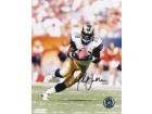 Marshall Faulk Signed - Autographed St. Louis Rams 8x10 inch Photo - Guaranteed to pass PSA or JSA