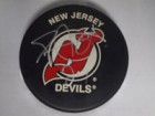 Richard Matvichuk (New Jersey Devils) Signed New Jersey Devils Hockey Puck