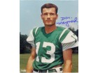 Don Maynard Signed 8x10 Photo