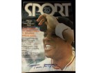 Willie Mays (San Francisco Giants) Signed Sport 25th Anniversary Magazine