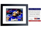 Urban Meyer and Chris Leak Signed - Autographed Florida Gators UF 8x10 inch Photo - 2006 BCS National Champions - BLACK CUSTOM FRAME - PSA/DNA Certificate of Authenticity (COA)