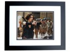 Milla Jovovich Signed - Autographed Resident Evil 11x14 inch Photo BLACK CUSTOM FRAME - Guaranteed to pass PSA or JSA