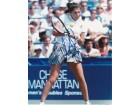 Monica Seles Autographed Tennis 8x10 Photo