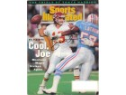 Joe Montana Signed Sports Illustrated Cover