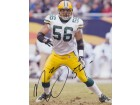 Nick Barnett Signed - Autographed Green Bay Packers 8x10 inch Photo - Guaranteed to pass PSA or JSA - Super Bowl XLV Champion