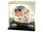 Washington Redskins Mini Helmet Display Case Coachs Choice