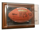 Wall Mounted Football Display Cases