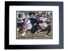 Nick Fairley Signed - Autographed Auburn Tigers 8x10 inch Photo - 2011 National Champion and MVP BLACK CUSTOM FRAME - Guaranteed to pass PSA or JSA - Detroit Lions