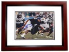Nick Fairley Signed - Autographed Auburn Tigers 8x10 Photo - 2011 National Champion and MVP MAHOGANY CUSTOM FRAME - Detroit Lions