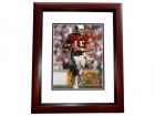 Neil Lomax Signed - Autographed Phoenix Cardinals 8x10 inch Photo MAHOGANY CUSTOM FRAME - Guaranteed to pass PSA or JSA