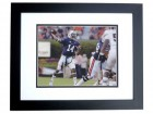 Nick Marshall Signed - Autographed Auburn Tigers 8x10 inch Photo BLACK CUSTOM FRAME - Guaranteed to pass PSA or JSA