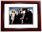 Charles Esten, Hayden Panettiere and Connie Britton Signed - Autographed NASHVILLE 11x14 inch Photo MAHOGANY CUSTOM FRAME - Guaranteed to pass PSA or JSA