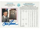 New York Mets Autographed Baseball Cards