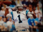 Cam Newton (Carolina Panthers) Signed 11x14 Photo