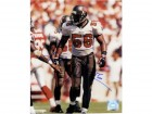 Hardy Nickerson (Tampa Bay Buccaneers) Signed 8x10 Photo