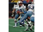 Oliver Luck Signed - Autographed Houston Oilers 8x10 inch Photo - Guaranteed to pass PSA or JSA
