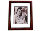 Orville Moody Signed - Autographed 8x10 inch Photo MAHOGANY CUSTOM FRAME - Guaranteed to pass PSA or JSA - Deceased