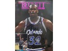 Shaquille O'Neal Signed Beckett Magazine (Cover Only, Dated: 08/1993)