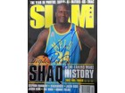 Shaquille O'Neal (Los Angeles Lakers) Signed Beckett Magazine (Dated: 09/2002)