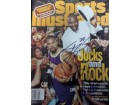 Shaquille O'Neal Signed Sports Illustrated Magazine (Dated: 05/24/1999)