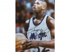 Shaquille O'Neal (Orlando Magic) Signed 11x14 Photo