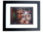 Ozzie Newsome Signed - Autographed Cleveland Browns 4x6 Photo BLACK CUSTOM FRAME - Guaranteed to pass PSA or JSA with Hall of Fame Inscription