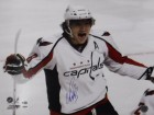 Alex Ovechkin Autographed / Signed Washington Capitals 16x20 Photo (White Horiz) PSA/DNA