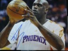 Shaquille O'Neal (Phoenix Suns) Signed 11x14 Photo