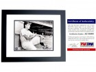 Phil Rizzuto Signed - Autographed New York Yankees 11x14 inch Photo BLACK CUSTOM FRAME - Deceased 2007 - PSA/DNA Certificate of Authenticity (COA)