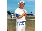 AUTOGRAPHED RON FAIRLY Montreal Expos Photo