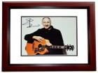 Pete Townshend Signed - Autographed THE WHO 11x14 Photo MAHOGANY CUSTOM FRAME