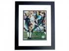 Phil Villapiano Signed - Autographed Oakland Raiders 8x10 inch Photo BLACK CUSTOM FRAME - Guaranteed to pass PSA or JSA