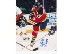 Peter Worrell Signed - Autographed Florida Panthers 8x10 Photo