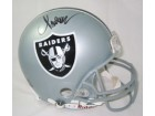 Marcus Allen Autographed Oakland Raiders Pro Line Helmet by Riddell